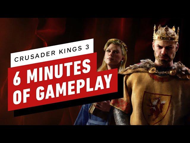 Crusader Kings 3 (видео)
