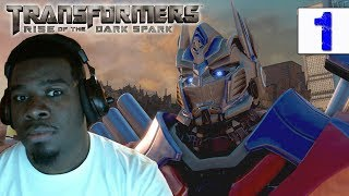 Transformers Rise of the Dark Spark Walkthrough Gameplay Part 1 - Drift ( PC )