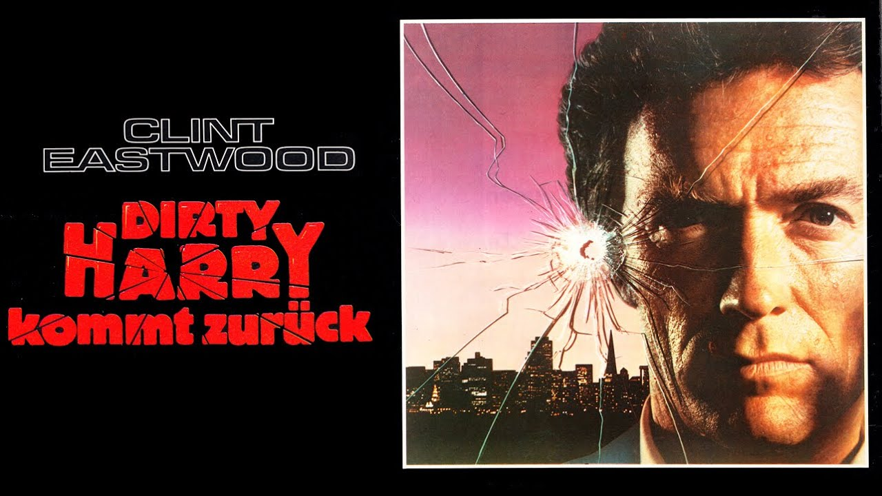 DIRTY HARRY KOMMT ZURÜCK - Trailer (1983, Deutsch/German)