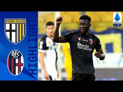 Parma 0-3 Bologna   Barrow regala il derby al Bologna   Serie A TIM