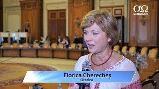 Florica Cherecheș, Oradea - Despre Alfa Omega TV
