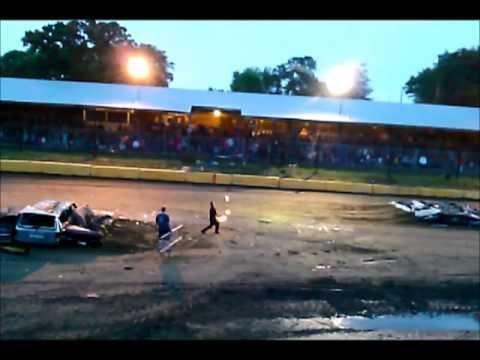 Gregory Rush KRA Speedway