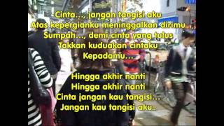 Da Java Cinta Jangan Tangisi Aku LIRIK OFFICIAL LYRIC VIDEO LIRIKMUSIK10