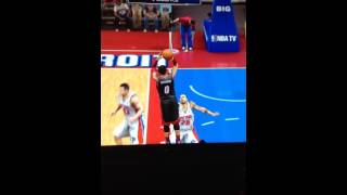 Nba 2k14 outback dunk by Nate Robinson