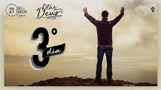 21 Dias de Oração e Jejum - Olhe Para Deus - Dia 3