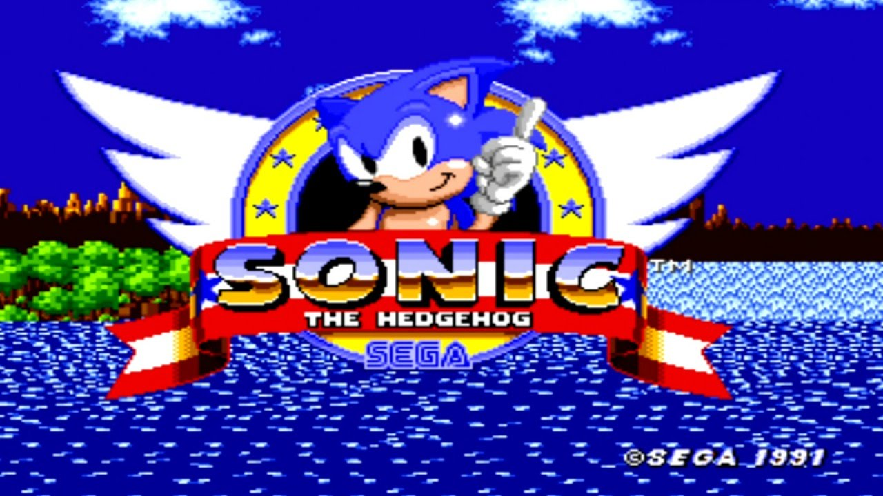 Kids Play With Sonic Exe Toys And Super Sonic Exe Toys: Sonic The Hedgehog (Mega Drive/Genesis) -- Clássicos -- #1