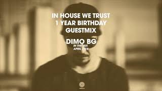 DiMO BG - IN THE MIX APRIL 2018