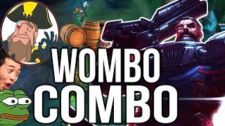 Tobias Fate - BEST WOMBOCOMBO GANGPLANK,SONA AND MF! | League of Legends