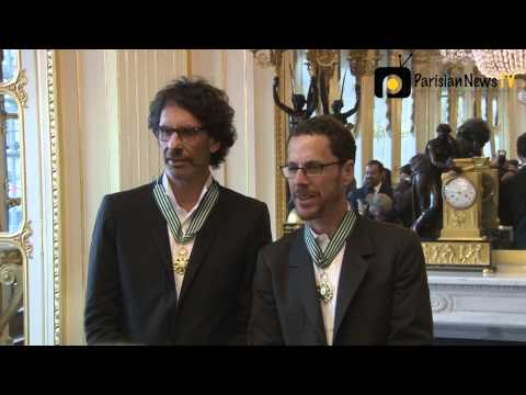Coen brothers joke about Lebowski sequel in Paris award ceremony Mp3