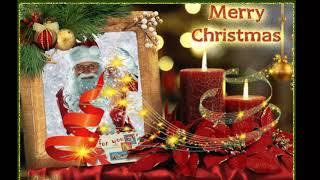 Красивое поздравление с Католическим Рождеством.
