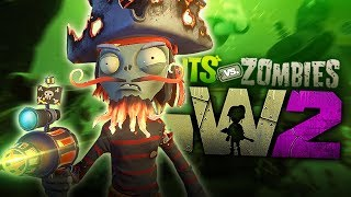 Plants vs. Zombies: GW 2 #49 - CAPTAIN FLAMEFACE