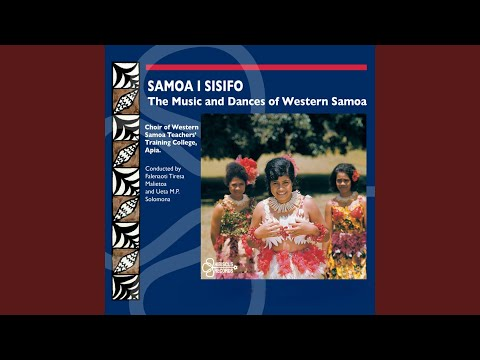 Songs For A Samoan Siva