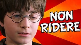 PARODIA HARRY POTTER (REACTION)