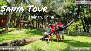 Hawaii Of China Sanya Hainan Wuzhizhou Island 2021 Vlog Day 3