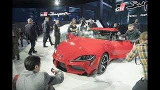Toyota Press Conference - North American International Auto Show