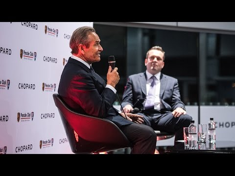 Porsche Club members' evening with Jacky Ickx – full edit