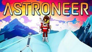 Astroneer Full Version Story Mode Gameplay German - Wir sind ganz oben