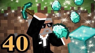 COMO ENCONTRAR DIAMANTES 💎 EN MINECRAFT 😱😍 | SURVIVALMINECRAFT #40
