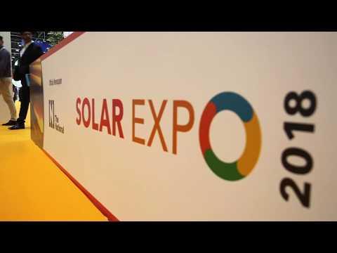 WORLD FUTURE ENERGY SUMMIT - SOLAR