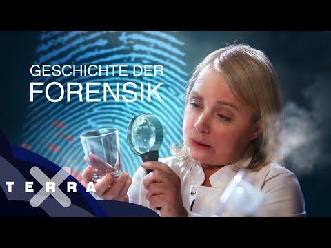 Die Geschichte der Forensik 12   Ganze Folge Terra X mit ChrisTine Urspruch