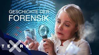 Die Geschichte der Forensik (1/2)  | Ganze Folge Terra X mit ChrisTine Urspruch