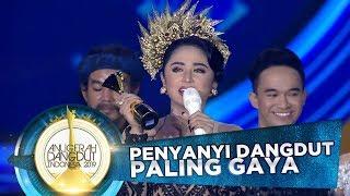 Dewi Perssik Terkejut Jadi Pemenang Penyanyi Dangdut Paling Gaya 2019 ADI 2019