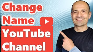 📸 How to chąnge YouTube Channel Name [Custom URL, Languages]