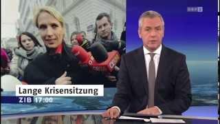 Team Stronach: Krisensitzung