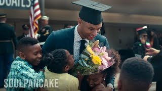 This Man Shares His Journey From Prison to College Graduation | Bonobos Class Of 2019
