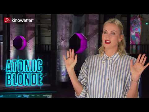 Interview Charlize Theron ATOMIC BLONDE