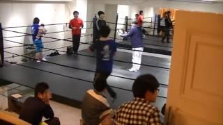 第5回ASBボクシングクラブチャンピオンは「藤田恵美」さん!