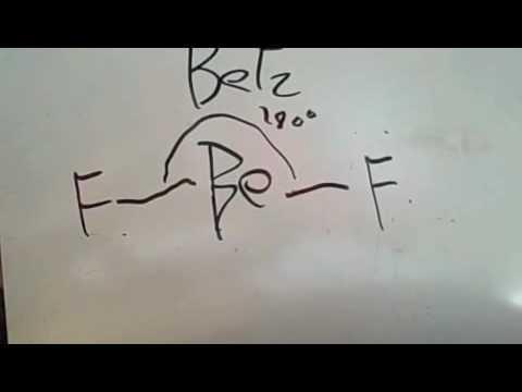 Bef2 Molecular Geometry