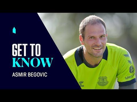 GET TO KNOW: ASMIR BEGOVIC!