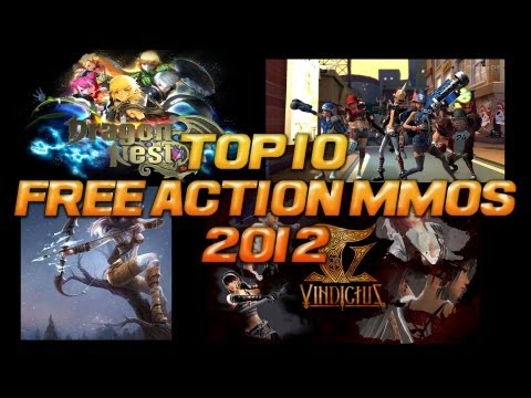 Top 10 Free Action MMORPG Games For 2012