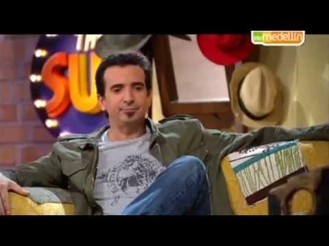 Antonio Sanin en The Susos Show