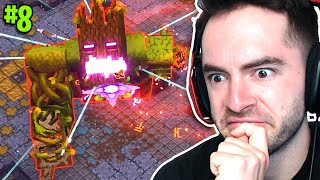 The Strongest Boss In Minecraft Dungeons