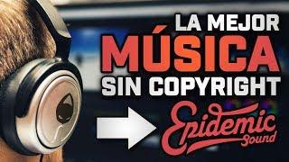 ¡La mejor música SIN COPYRIGHT! | Epidemic Sound thumbnail