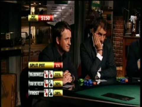 Party Poker Sport Stars Challenge 2009 Golf Heat 1/7