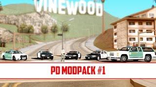 [SAMP-MOD] Cборка модов №1 для полицейских департаментов.