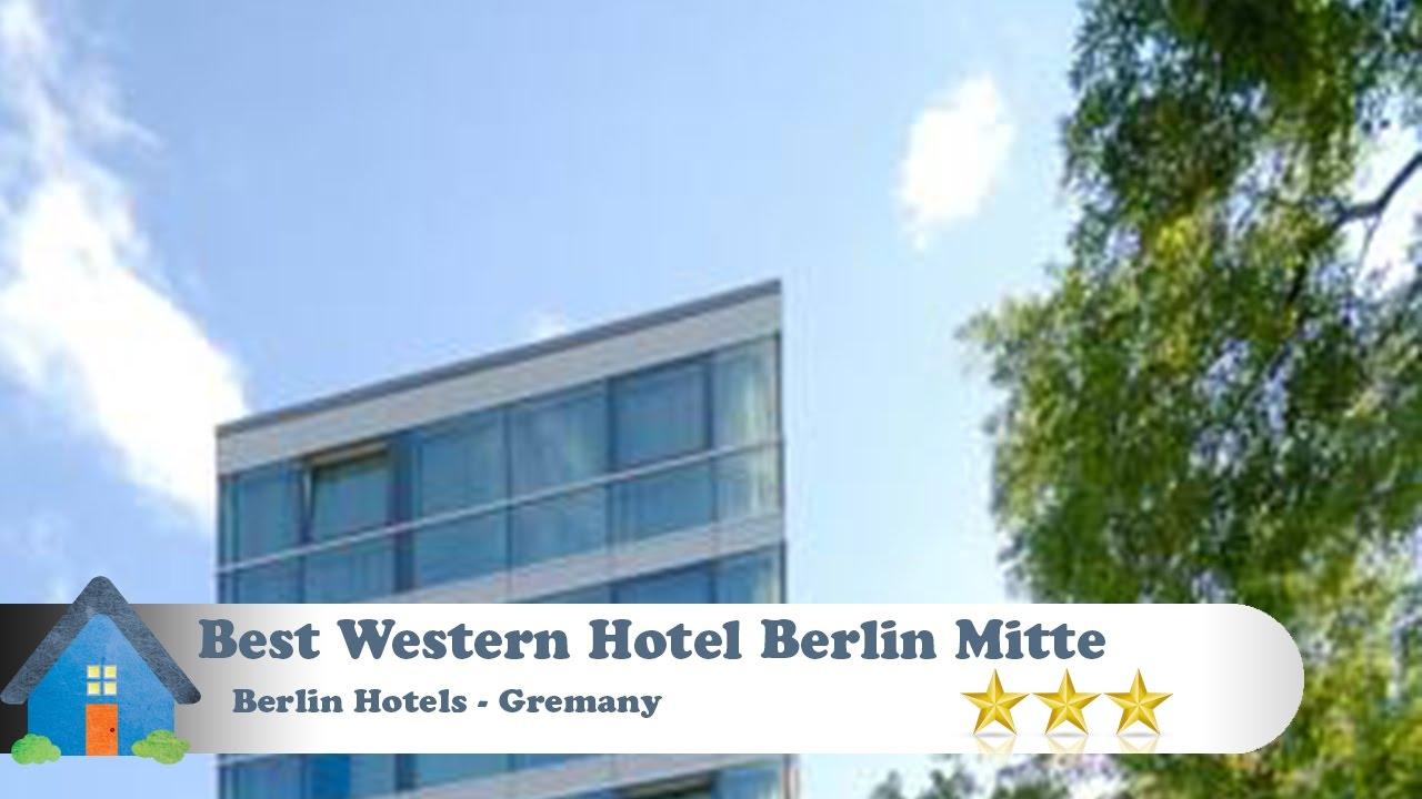 Berlin Mitte Best Western Hotel
