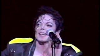 Michael Jackson in Brunei (2nd Performance)