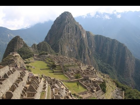 Machu Picchu Documentary - A Lesson in Sustainability