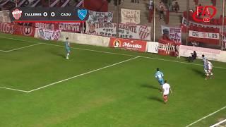 FATV 19/20 Fecha 12 - Torneo Apertura - Talleres 1 - Defensores Unidos 0