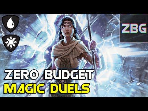Magic Duels | Zero Budget Azorius Starter Deck | Blue/White