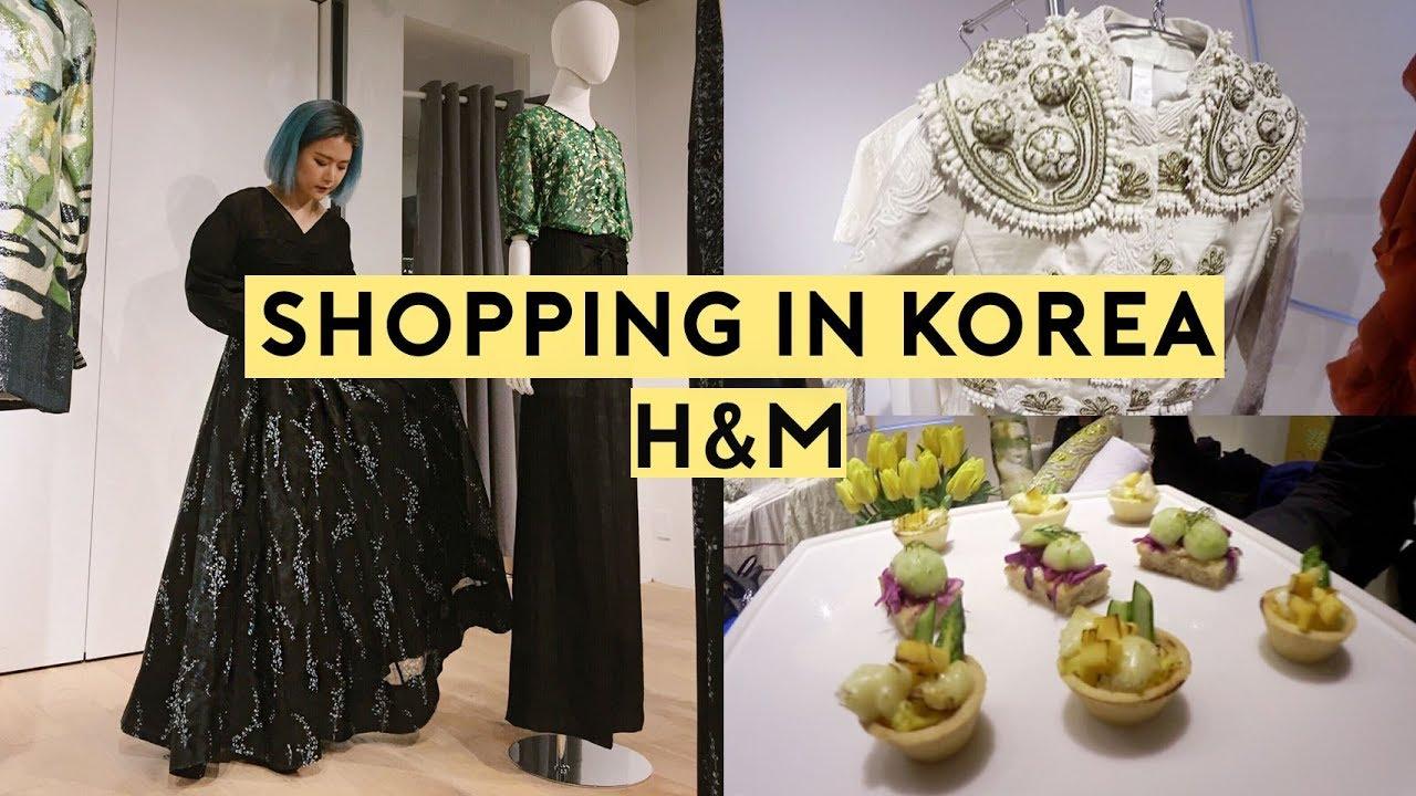 bce931a67fe1 Shopping in Korea  H M Conscious Spring Summer 2018 Outfits