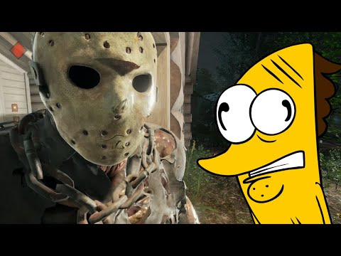 TacoMan Plays Friday the 13th: The Game #90