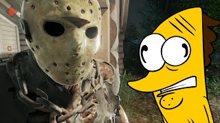 Taco-Man Plays Friday the 13th: The Game #90