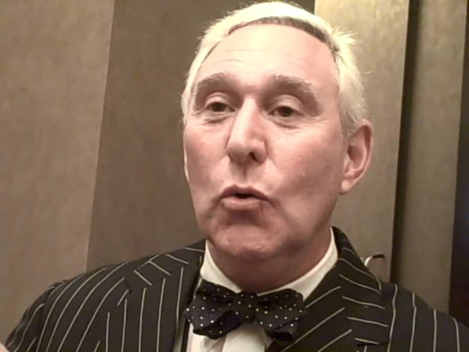 Dirty tricks Roger Stone