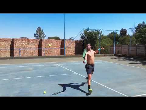 South Africa Tennis Training