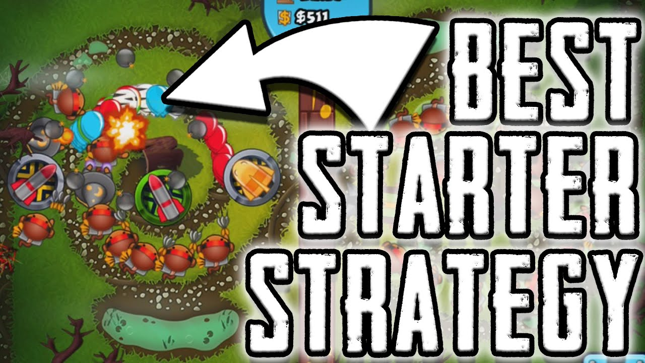 bloons td battles strategy